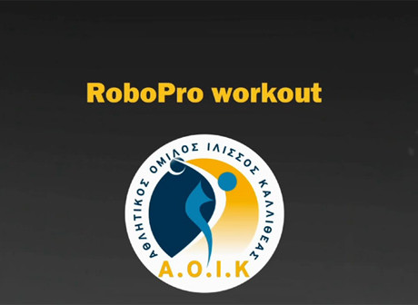 Robopro workout