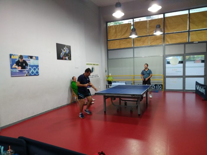 6ο Open Table Tennis Tournament