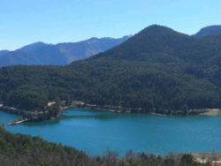 Θέα λίμνης Δόξα