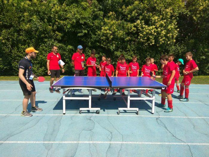 kids ping pong