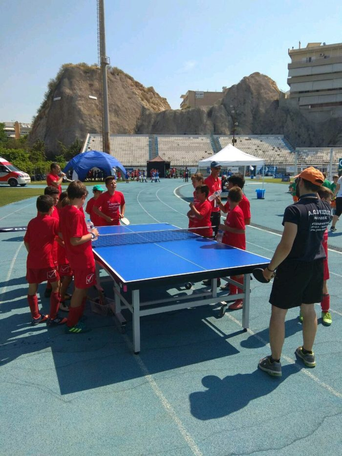 table tennis kallithea